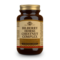 Bilberry horse chestnut complex - 60 capsules