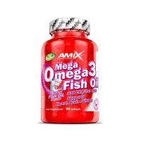 Mega omega 3 fish oil - 90 softgels