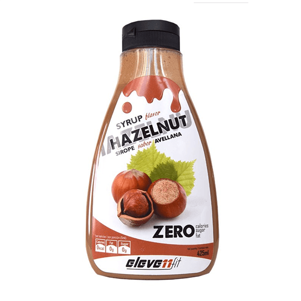 Syrup flavor - 425ml Eleven Fit - 7