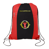 Drawstring bag universal nutrition