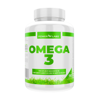 Omega-3 - 90 softgels Power Labs - 1