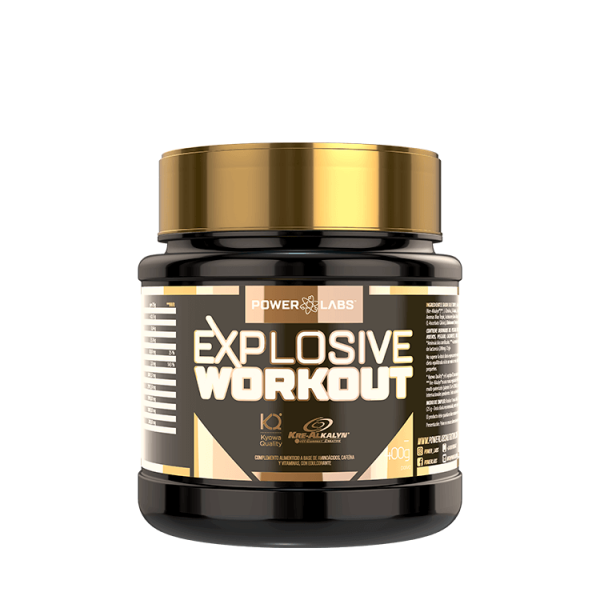 Explosive Workout - 400 g Power Labs - 1