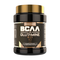 BCAA 6.1.1 + Glutamina  - 500g Power Labs - 1