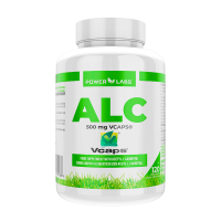 ALC 500mg - 120 vegetable capsules Power Labs - 1