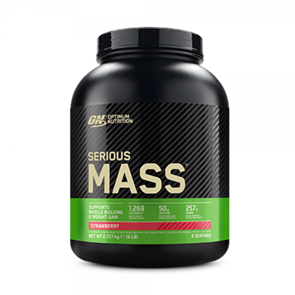 Serious Mass - 2,72 Kg Optimum Nutrition - 2