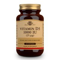 Vitamin d3 1000iu - 100 softgels Solgar - 1