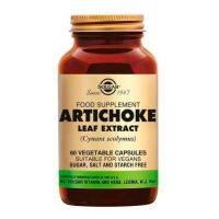 Artichoke leaf extract - 60 vegetable capsules Solgar - 1