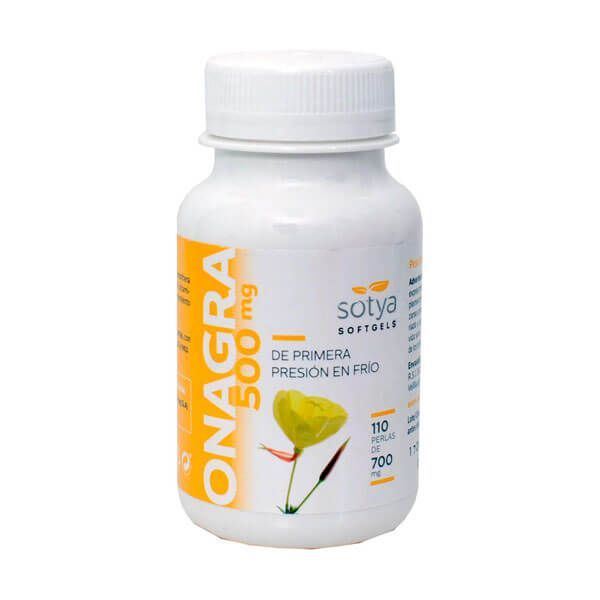 Onagre 500mg - 110 Softgels Sotya Health Supplements - 1
