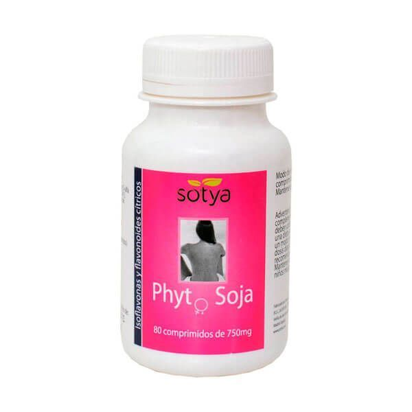 Phytosoja 750mg - 80 tablets Sotya Health Supplements - 1