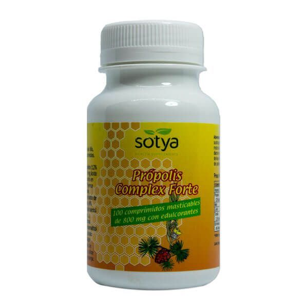 Propolis complex forte - 100 comprimés Sotya Health Supplements - 1