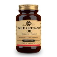 Wild Oregano Oil - 60 softgels Solgar - 1