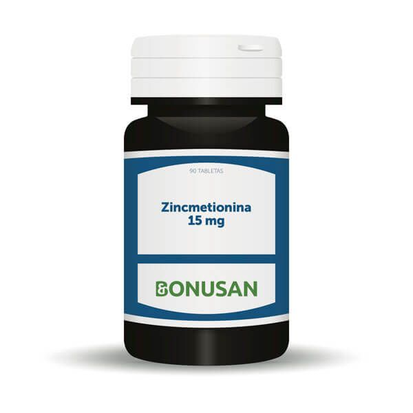 Zincmetionina 15mg - 90 tablets Bonusan - 1