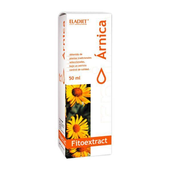 Fitoextract arnica - 50ml Eladiet - 1