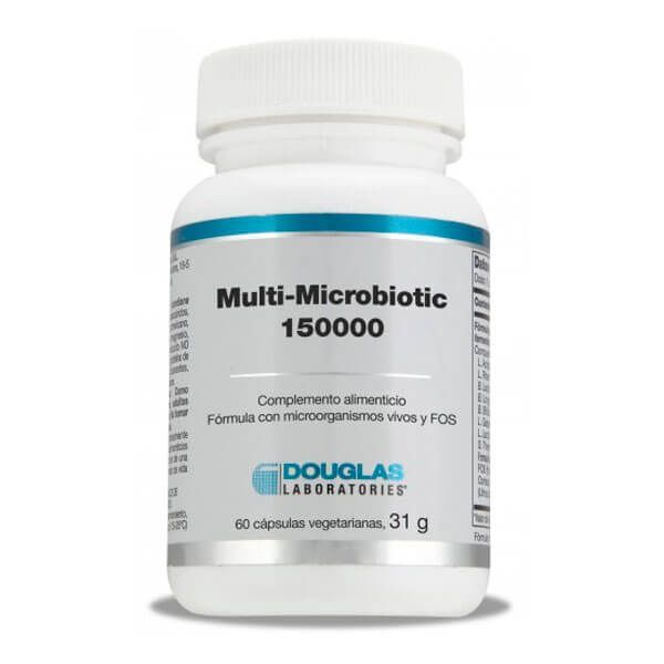 Multi-probiotic 150000 - 60 capsules Douglas Laboratories - 1
