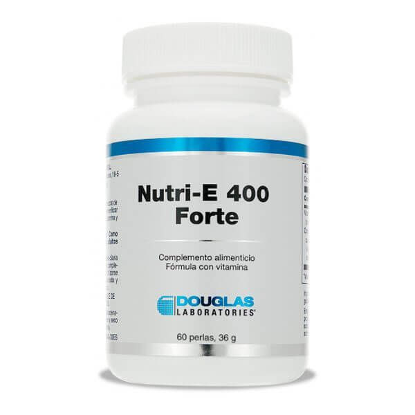 Nutri-e 400 forte - 60 softgels Douglas Laboratories - 1