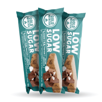Protein bar low sugar - 3 bars GoldNutrition - 1
