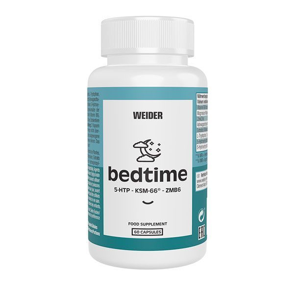 Bedtime - 60 capsules Weider - 1
