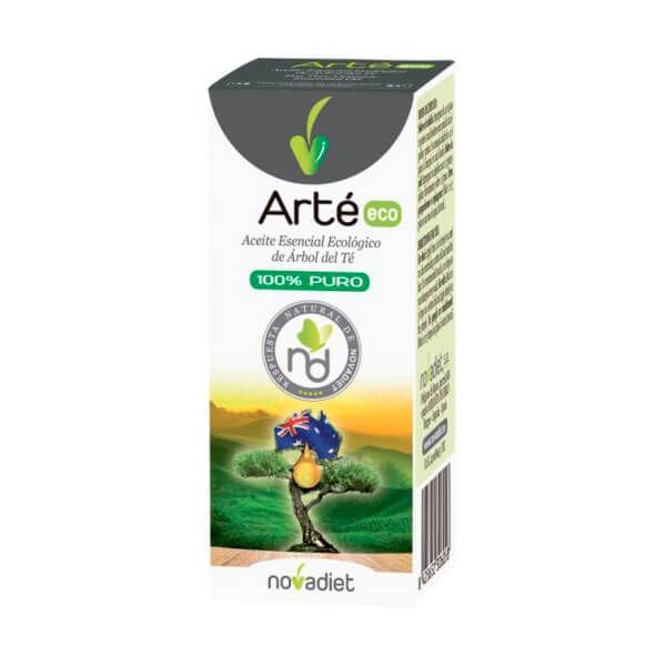Tea tree oil arte eco - 30ml Novadiet - 1