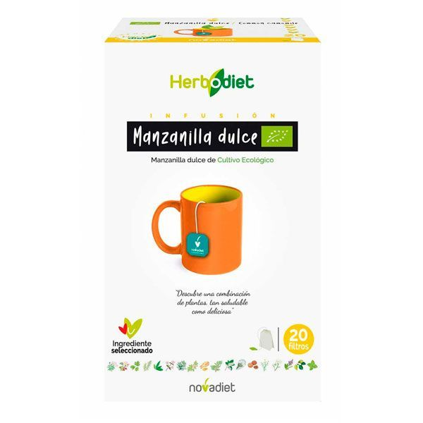 Camomille Ecodiet - 20 Sachets