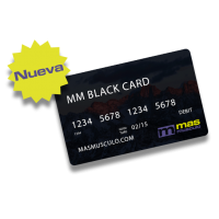 10€ de saldo MM Black Card