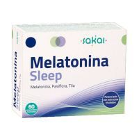 Melatonina Sleep - 60 Tabletas masticables