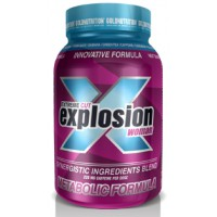 Extreme Cut Explosion Woman - 120 Cápsulas - GoldNutrition