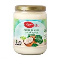 Organic coconut oil for cooking - 500ml
