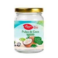 Organic coconut pulp - 500ml