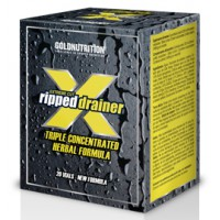 Extreme cut ripped drainer - 20 sticks
