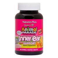 Animal parade inner ear support - 90 tablets