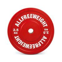 Olympic technical bumper disc wl - 2.5kg