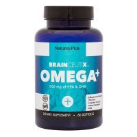Brainceutix omega+ - 60 softgels