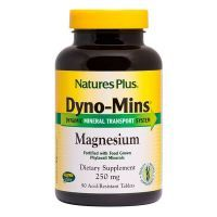 Dyno-mins magnesium 250mg - 90 tablets