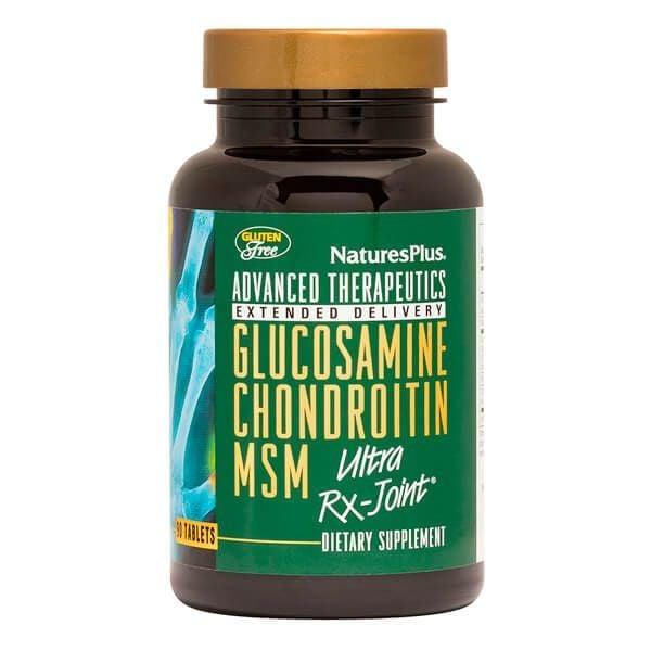 Glucosamina Condroitina MSM Ultra Rx-Joint - 90 Tabletas