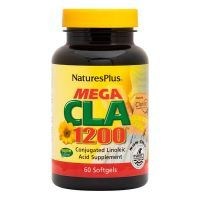 Mega CLA 1200mg - 60 Softgels