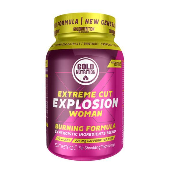 Extreme cut explosion woman - 90 v-capsules