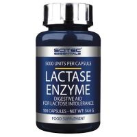 Lactase encyme - 100 caps- Buy Online at MOREmuscle