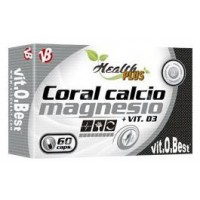 Coral calcio magnesio + d3 - 60 caps- Buy Online at MOREmuscle
