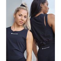 Training vest black
