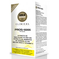 Pros man - 60 caps - Kaufe Online bei MOREmuscle