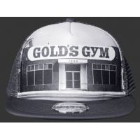 Gorra the origin snapback de Gold's Gym