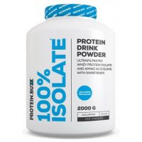 100% isolate - 2000g - Protein Buzz