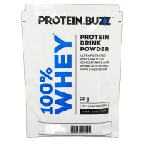 Sample 100% whey - 28g - Kaufe Online bei MOREmuscle