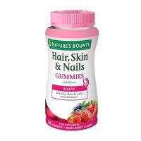 Hair, skin & nails gummies - 60 gummies