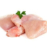 Filetes de Contramuslo de Pollo - 500g