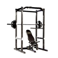 Jaula workbench power rack - Powertec