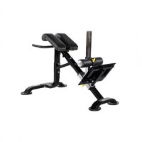 Banco dual hyperextension crunch - Powertec