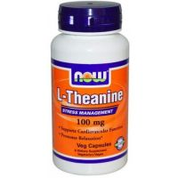 Theanine 100mg - 90 vcaps