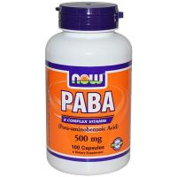 Paba 500mg - 100 caps