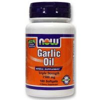 Garlic oil 1500mg - 100 softgels